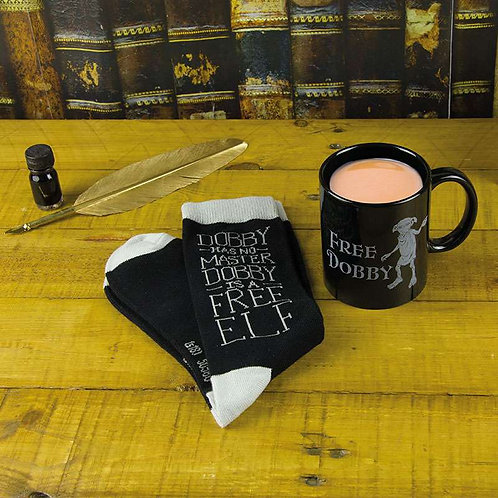 Dobby Mug and Socks Set