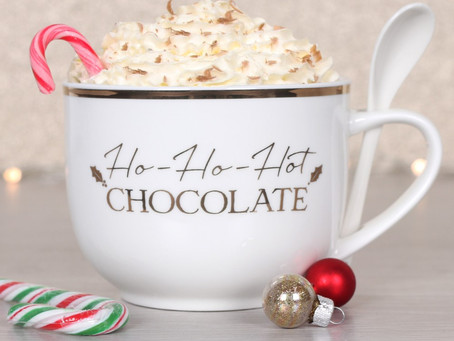 On The Eighth Week of Christmas, The Geek Side Gave to me... Mugs!