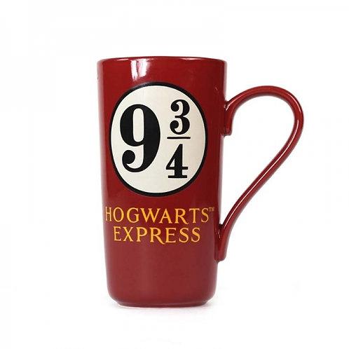 Harry Potter Latte Mug - Platform 9 3/4