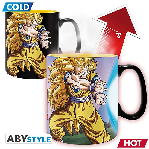 Dragon Ball Z Kamehameha Heat Change Mug