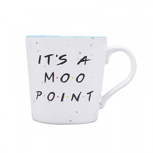 Friends Tapered Mug - Moo Point