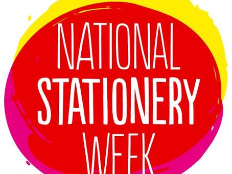 National Stationery Week 2019