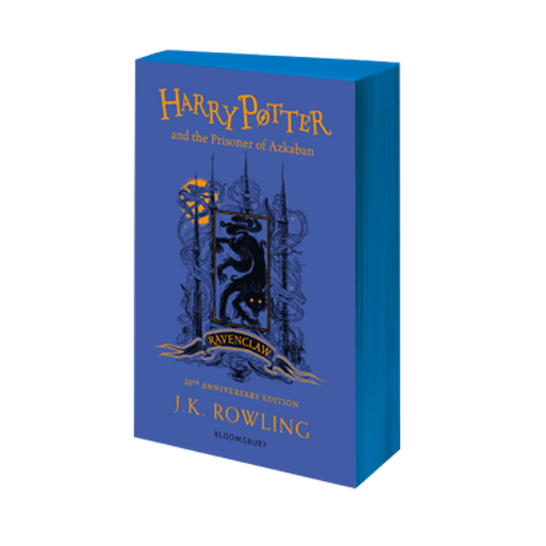 Harry Potter and the Prisoner of Azkaban - Ravenclaw Edition Paperback