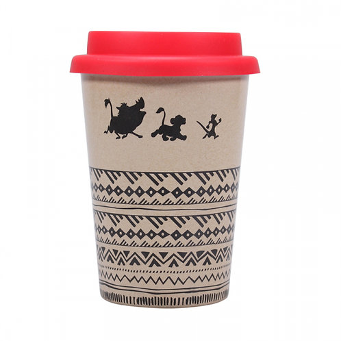 Disney The Lion King Huskup Travel Mug - No Worries