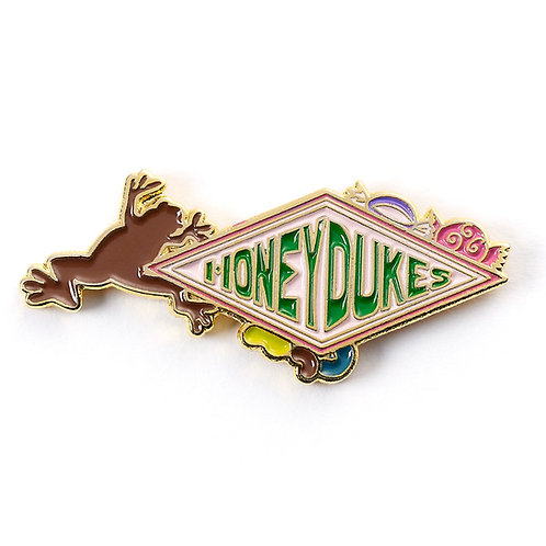 Harry Potter Honeydukes Pin Badge