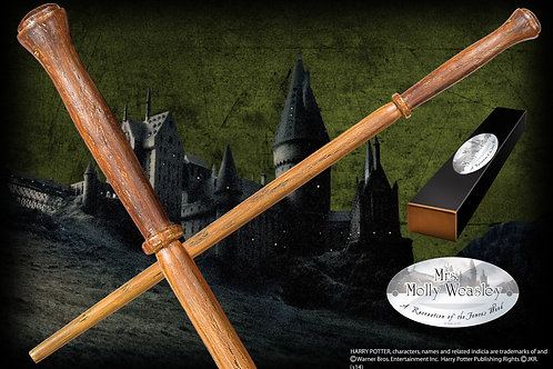 Molly Weasley's Character Wand