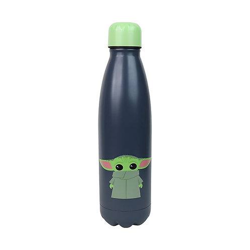 The Mandalorian Water Bottle (The Child)