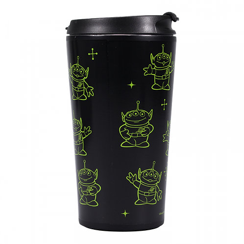 Disney Toy Story Metal Travel Mug - Aliens