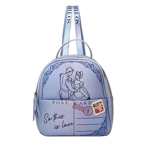 Danielle Nicole Cinderella Love Letters Backpack