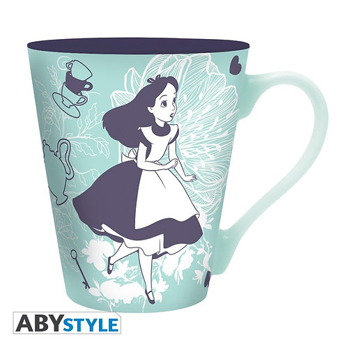 Disney Alice In Wonderland - Alice and the Cheshire Cat Mug