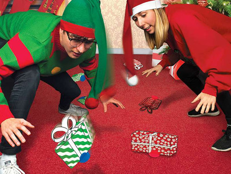 On The Ninth Week of Christmas, The Geek Side Gave to me... Fun and Games!