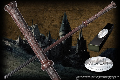 Oliver Wood's Character Wand