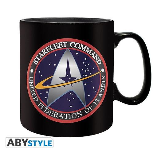 "Star Trek Mug ""Starfleet Command"""
