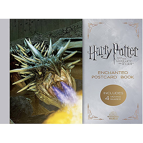 Harry Potter Postcard Book (The Goblet of Fire)