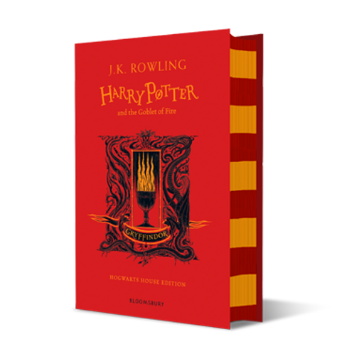 Harry Potter and the Goblet of Fire - Gryffindor Edition Hardback