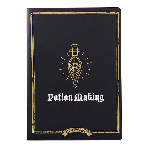 Harry Potter Exercise Book - Potion Making