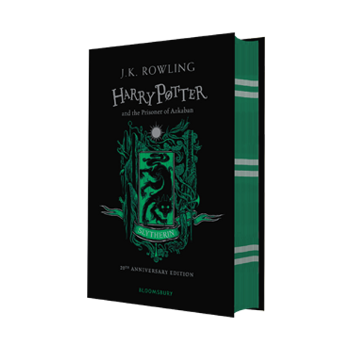 Harry Potter and the Prisoner of Azkaban - Slytherin Edition Hardback