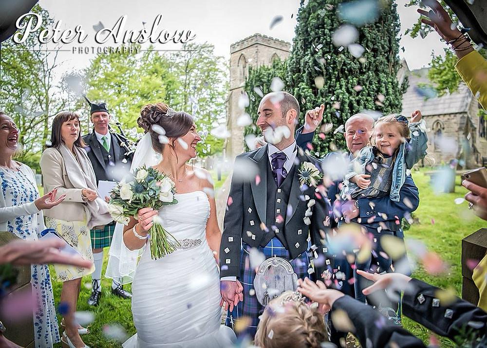 Let's Make Something Beautiful Wedding Blog Skipton Yorkshire