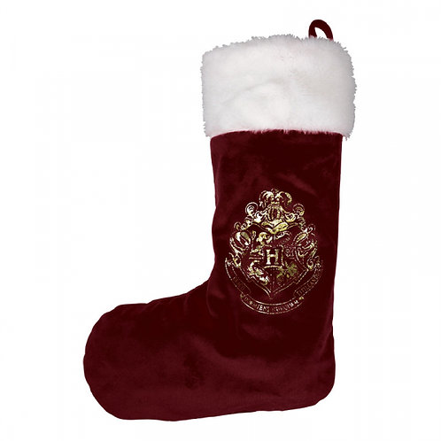 Harry Potter Stocking - Hogwarts Crest