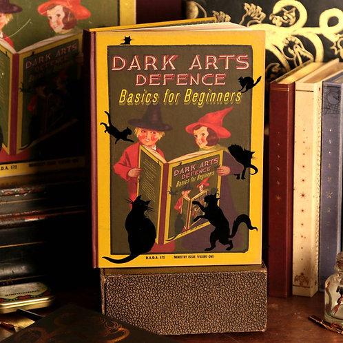 Harry Potter Dark Arts Defence For Beginners Journal