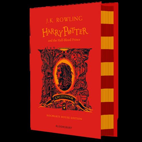 Harry Potter and the Half-Blood Prince - Gryffindor Edition Hardback