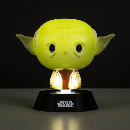 Star Wars Yoda Icon Light