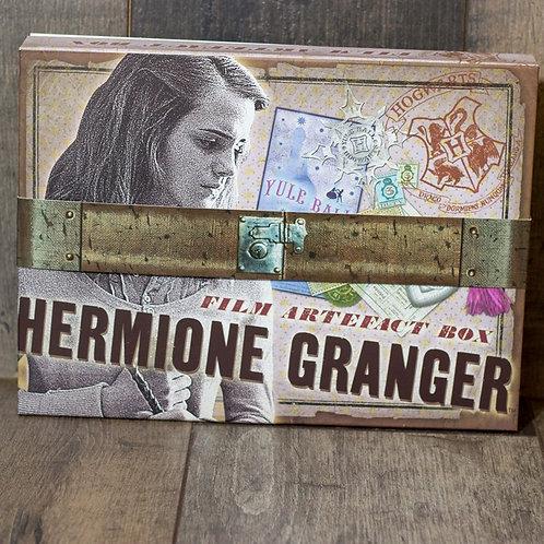 Hermione Granger Film Artefact Box