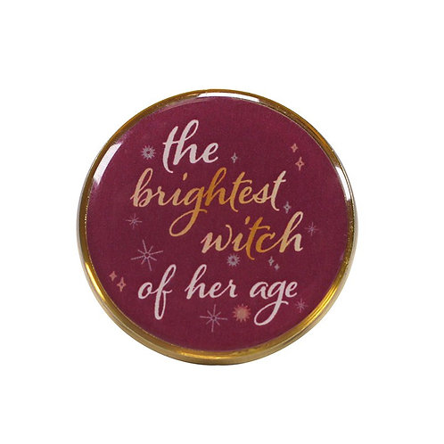 Harry Potter Pin Badge (Hermione)