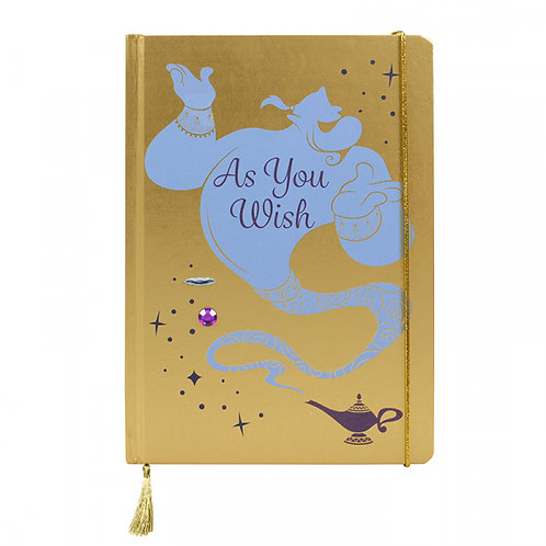 Disney Aladdin Notebook - Genie