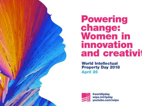 World Intellectual Property Day 2018