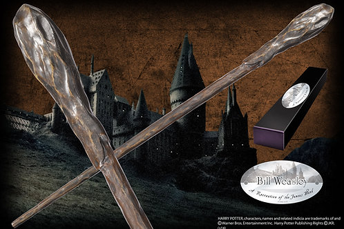 Bill Weasley's Character Wand