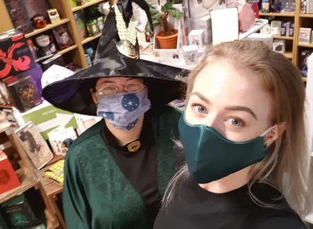 Our Harry Potter Birthday Party!