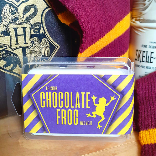Chocolate Frog Wax Melts