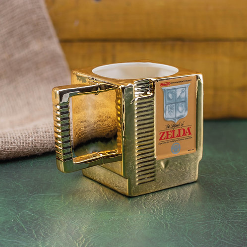 The Legend Of Zelda Cartridge Mug