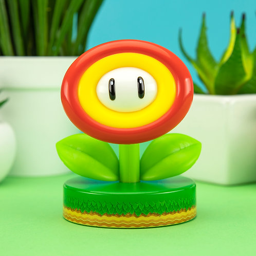 Mario Fire Flower Icon Light
