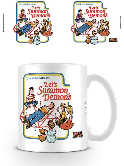 Steven Rhodes (Let's Summon Demons) Mug