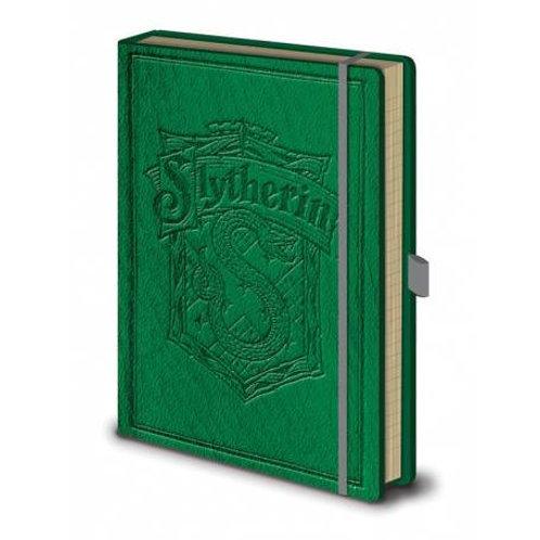 Harry Potter A5 Slytherin Premium Notebook