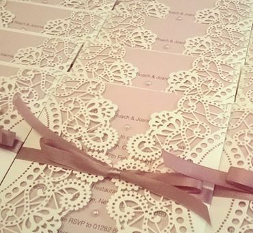Invitations Fit For a Queen.. Well, Sort Of!