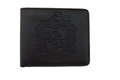 Harry Potter Embossed Hufflepuff Wallet