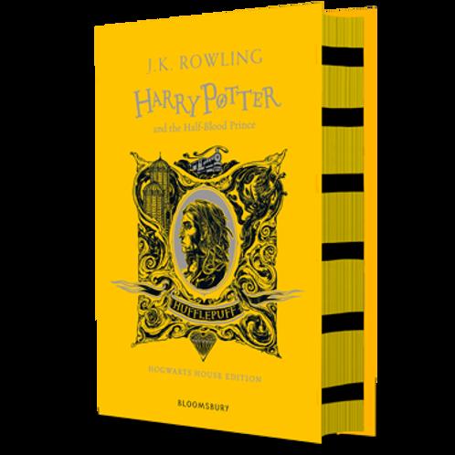 Harry Potter and the Half-Blood Prince - Hufflepuff Edition Hardback