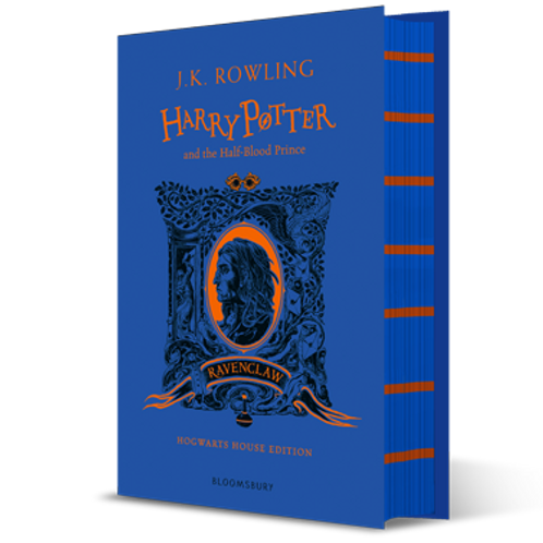 Harry Potter and the Half-Blood Prince - Ravenclaw Edition Hardback
