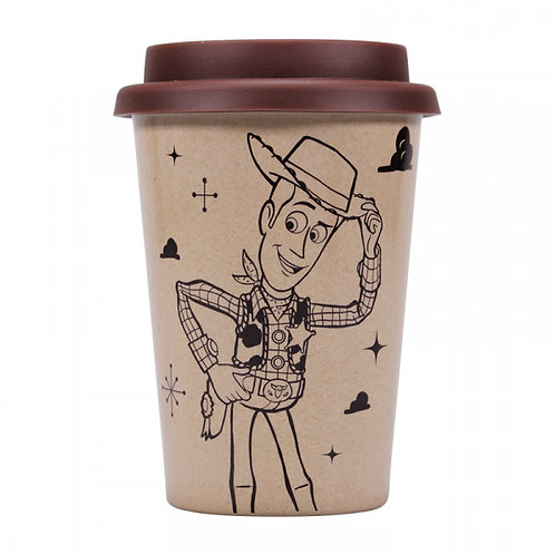 Disney Toy Story Huskup Travel Mug - Woody