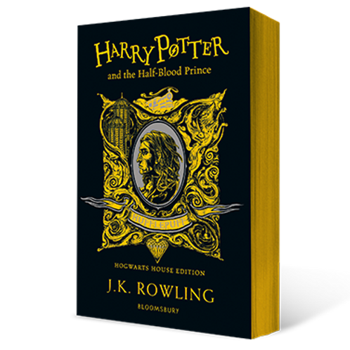 Harry Potter and the Half-Blood Prince - Hufflepuff Edition Paperback