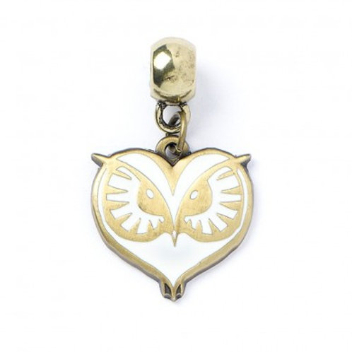 Fantastic Beasts Owl Face Slider Charm