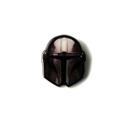 The Mandalorian Pin Badge (Helmet)