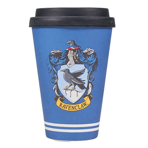 Harry Potter Bamboo Travel Mug (Ravenclaw)