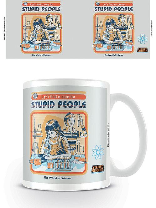 Steven Rhodes (Let's Find A Cure) Mug