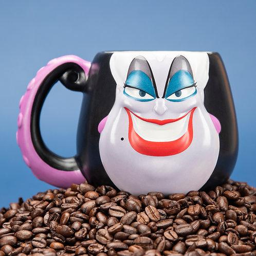Disney Villains Ursula Shaped Mug