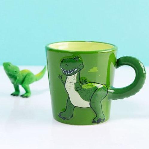 Disney Toy Story Shaped Mug - Rex