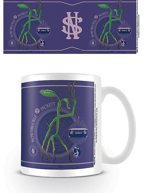 Fantastic Beasts Bowtruckle Mug
